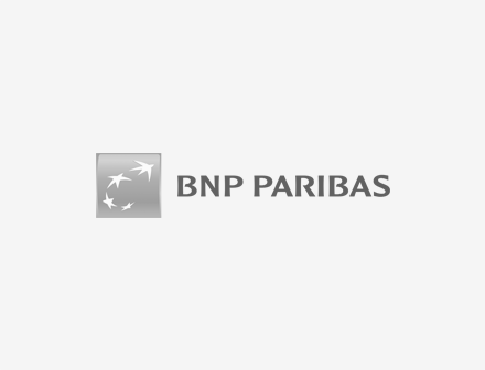 BNP Paribas grey logo