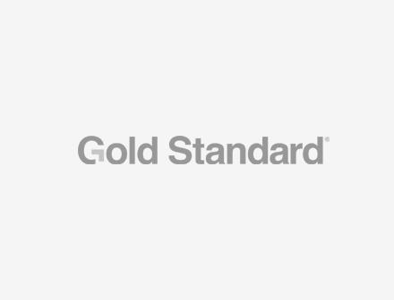 Gold Standard grey logo