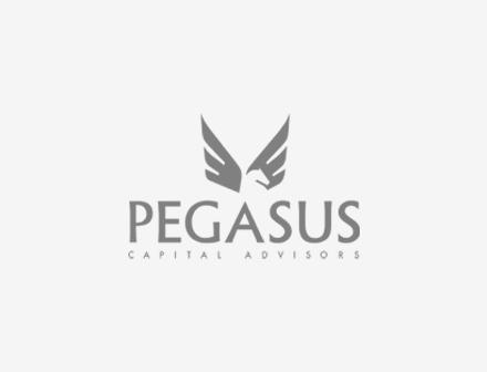 Pegasus Capital Advisors grey logo